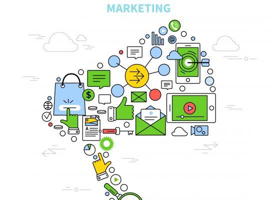 デジタルマーケティング領域